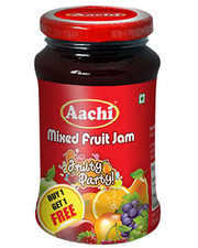 Buy Aachi Mixed Fruit Jam Get 1 Free
