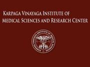 Karpagam Vinayaga Medical College admission 2016