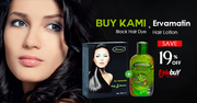 Buy Kami Hair Dye + Ervamatin Hair Lotion  at tbuy.in