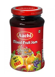 Delicious Mixed Fruit Jam specially for you | On Aachifoods at RS.25