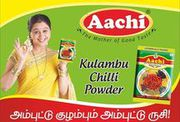 Kulambu Chilly Masala Online | Shop Now Aachifoods at RS.40