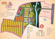 Plots And Villas For Sale In Hosur @ RS:549/sqft