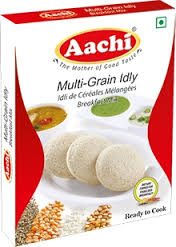 Make perfect tasty dish Multi Grain Idly From aachifoods At Rs.30