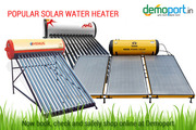 Best Solar Water Heaters in Chennai