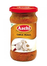 Hot Garlic Pickle | Online Shopping On aachifoods Rs.75