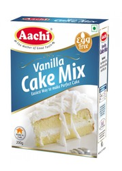 Best Vannila Cake Mix Buy Now On aachifoods at Rs.80