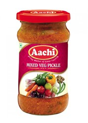 Simple And Tasty Mixed Vegetable Pickle | On Aachifoods at Rs.62