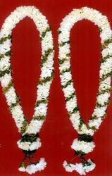 All types of wedding flower garlands (Kalyanamalai) sales at across ta