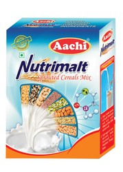 Aachi Nutri Malt 200G | Buy on Aachiffoods at RS.60