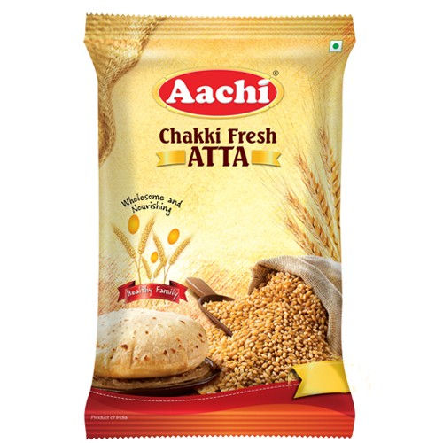Whole Wheat Flour Atta @ great prices Online at aachifoods