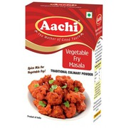 Vegetable Fry Masala  North Indian style - On achifoods at RS.30