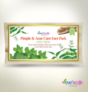 Evescafe - Pimple & Acne Cure Face Pack