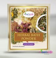 Evescafe - Bath Powder for Women