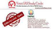 New TNPSC Exam coaching batch starts at Vetrii IAS Academy Chennai