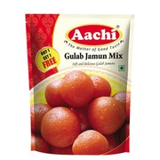 Instant Gulab Jamun with Gits Ready Mix Recipe | Aachifoods at RS.80