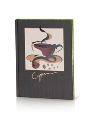 Coffee & Tea Book Design - Nightingale