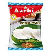 Traditional Idly Chilli powder with Esay Making | On Aachifoods
