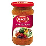 Simple And Tasty Mixed Vegetable Pickle On Aachifoods at Rs.62