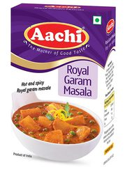 New Royal Garam Masala North Indian style | On achifoods at RS.30