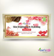 Natural Skin Brightening & Hydrating Face Pack