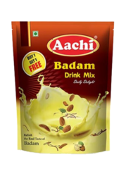 Badam Drink Mix at RS 105   Hurry Today Offers at aachifoods