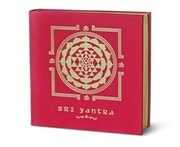 Sri Yantra Notebook - Nightingale