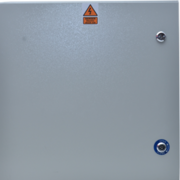 ATM alarm panel with CMS