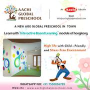 Best Preschool for your Kid | Aachi Global Preschool