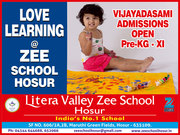 List Of Best Schools In Hosur,  list of CBSE schools in hosur