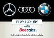 Online Cab Booking for Rental All Over India - Beecabs