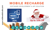 Mobile Recharge Software with Easy to Manage Panel