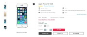 Apple iPhone 5s cashback offer on Poorvikamobile