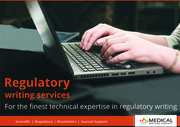 Regulatory Writing Services-Pharma | Biotech | Medical Device Companie