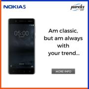 Nokia 5 price in india on poorvika