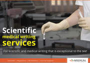 Scientific and Medical Writing Services