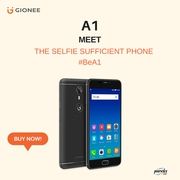 Gionee A1 Best Price in India 2017 on Poorvika