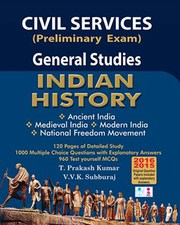 History Books for UPSC Exams : CSAT Books for UPSC
