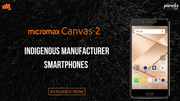 Micromax canvas 2 now available at Poorvikamobiles with summer sale