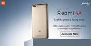 Top sale of Xiaomi Redmi 4A now available at Poorvika mobiles