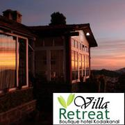Kodaikanal Tourism - Villa Retreat