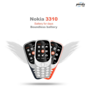 Nokia 3310 mobile now placed in Poorvikamobiles