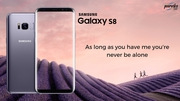 Order samsung galaxy S8 online at poorvika mobiles on july 2017