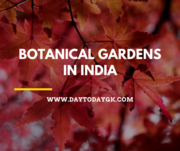 Botanical Gardens of Indian Agriculture