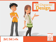 2D Character & Cartoon Animation