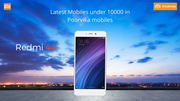 Latest mobiles under 10000 in poorvikamobiles - Redmi 4A