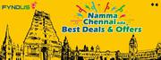 Find best offers in Chennai