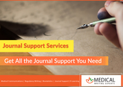 Get your Journals Published by Medical Writing Experts