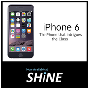 Apple Iphone 6 available at Shine Poorvika