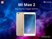 Xiaomi Mi Max 2 trendy mobile available at poorvika mobiles