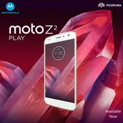 Best Moto Z2 play available on Poorvikamobiles